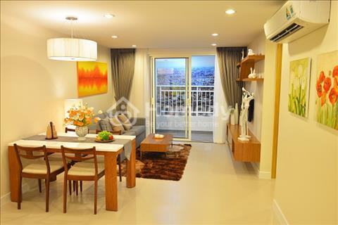 Cho thuê căn hộ cao cấp 1 phòng ngủ chung cư GaLaxy 9, Quận 4, đầy đủ nội thất giá 14 triệu/tháng
