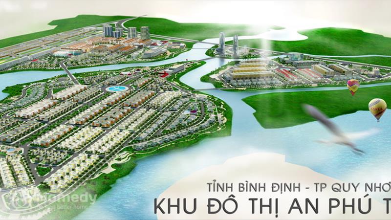 Dự án Khu đô thị An Phú Thịnh Bình Định - ảnh giới thiệu