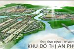 Khu đô thị An Phú Thịnh tọa lạc tại phường Đống Đa và Nhơn Bình rại Quy Nhơn, Bình Định, dự án được ví như khu đô thị Phú Mỹ Hưng của Bình Định.