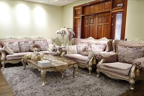 Cho thuê căn hộ cao cấp sang trọng tại chung cư D2 - Giảng Võ 87m2, 2 phòng ngủ tầng cao view hồ