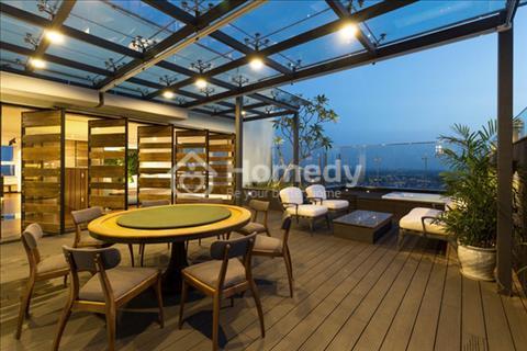 Bán căn hộ sân vườn cạnh biển Vũng Tàu cực VIP Sơn Thịnh 2