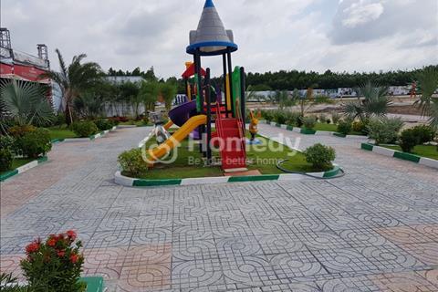 Kẹt tiền cần nhượng lại nền đất Nguyễn Thị Định, quận 2