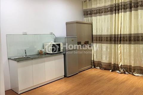 Cho thuê căn hộ chung cư ở ngõ 5 Nguyễn Khánh Toàn diện tích 44m2, giá 5,5 triệu/tháng