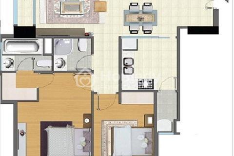 Cần chuyển nhượng lại căn hộ cao cấp ở Harmona, Tân Bình, 81m2, căn góc, tầng 8, giá 2,2 tỷ