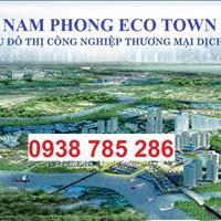 Bán đất nền khu dân cư Nam Phong 2 ngay thị trấn Cần Đước, Long An với cơ hội sinh lời cao