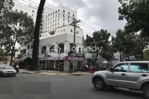 Cho thuê nhà góc 2 mặt tiền Nguyễn Đình Chiểu, phường 6, quận 3