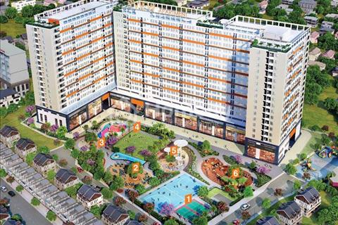Bán căn hộ sắp bàn giao dự án 9 View ngay cao đẳng Công thương, chỉ 1,2 tỷ/căn 2 phòng ngủ