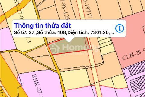 Bán đất 27/108, 1,5 triệu/m2 ở xã Long An, Long Thành, Đồng Nai