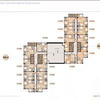 Cần bán chung cư 89 Phùng Hưng 2 căn 1504 (59,3m2) và căn 1507 (73,3m2) giá 15 triệu/m2