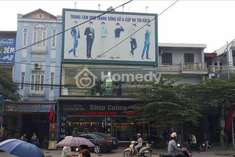 Cho thuê nhà mặt phố Quang Trung 65m2/sàn, 2 tầng, mặt tiền 6,5m, 30 triệu/tháng