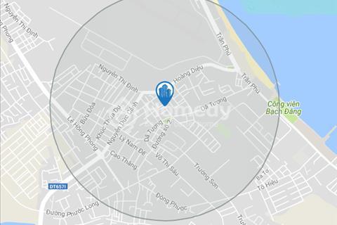 Nhà phố giá rẻ Nha Trang - bán nhà đầu hẻm Nguyễn Tri Phương, phường Phước Long