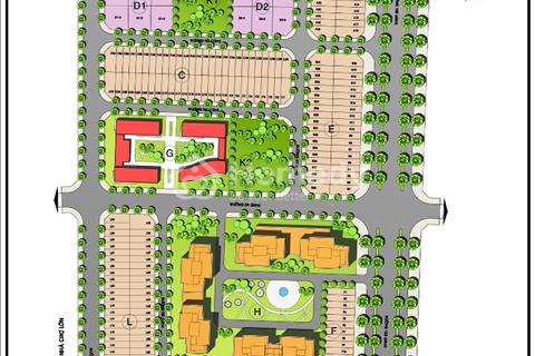 Bán đất khu dân cư ADC Phú Mỹ, 5x20m dãy C giá 50 triệu/m2