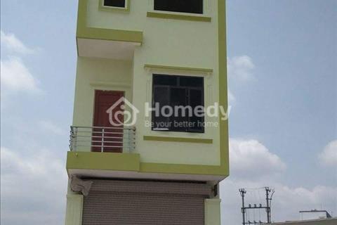 Nhà 3 tầng cho thuê tầng 1 kinh doanh, 38m2, mặt tiền 3m, 4,5 triệu/tháng