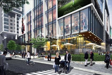 Tên dự án: Gold Tower, chủ đầu tư: Hoàng Huy Group, đơn vị thi công: Phục Hưng Holding