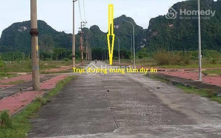 Chính chủ bán gấp 4 ô đất khu đô thị Khe Cá, Hà Phong