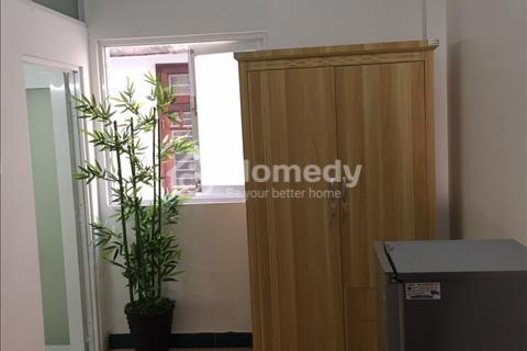 Cho thuê phòng mới đẹp giá rẻ, nội thất đầy đủ, DT 40m2, đường D2, Bình Thạnh