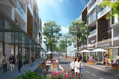 Nhà phố đối diện trung tâm thương mại sầm uất kinh doanh tự do giá chỉ 2,99 tỷ