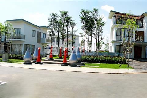 Biệt Thự 2 Mặt tiền Quận 7, Diện Tích Lớn, Ngay Sông Công Viên, Hồ Bơi Riêng, An Ninh, đường 22 mét