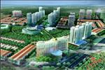 Khu đô thị mới Hưng Phú được chia thành 4 khu vực.