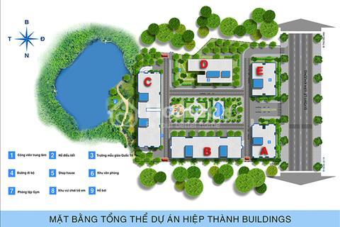 Dự án Hiệp Thành Building - Ngân hàng cho vay 70%, nhận nhà sau 1 năm