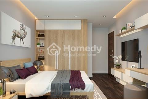 Chung cư Intracom khu đô thị Trung Văn, 100m2, 2 phòng ngủ, 1 phòng khách, 2wc, 7,5 triệu/tháng