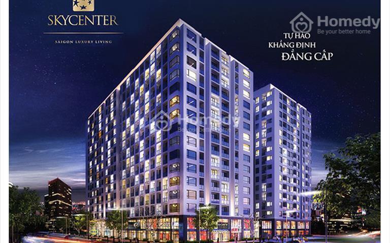 Cho thuê Officetel Sky Center Phổ Quang, Tân Bình chỉ 11 triệu/tháng gần công viên Hoàng Văn Thụ