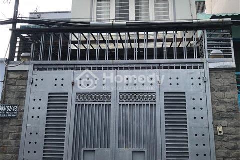Bán nhà hẻm Xô Viết Nghệ Tĩnh, quận Bình Thạnh