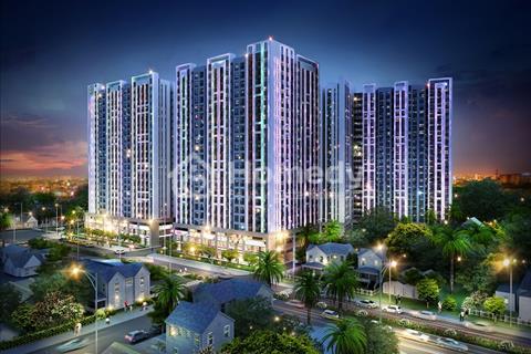 Căn hộ Richstar cạnh công viên Đầm Sen, diện tích 48m2, loại 2 phòng ngủ, giao nhà hoàn thiện