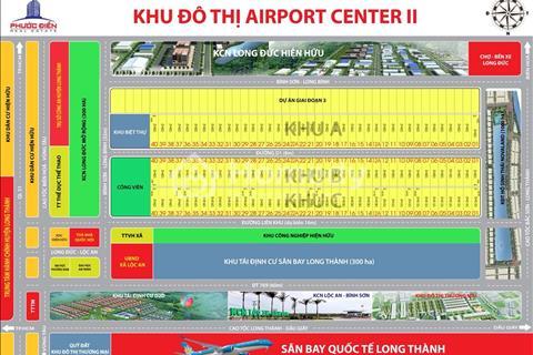 Đất nền khu công nghiệp Lộc An - Long Thành - Đồng Nai