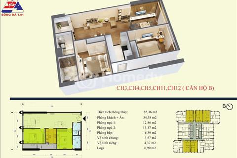 Eco Green Tower số 1 giáp nhị-dự án sắp bàn giao nhà-giá chỉ từ 19,5tr/m2-ls 0% 12 tháng-CK 30tr...
