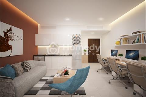 Cho thuê căn hộ N4CD Lê Văn Lương, 3 phòng, 119m2, nội thất hiện đại.