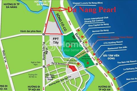 Đà Nẵng Pearl giá rẻ đầu tư tốt, hội an cư tuyệt vời, đầy đủ tiện ích, sổ đỏ sang tay ngay