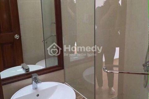 Cho thuê căn hộ Sky Center Phổ Quang, 2PN dt 75m2, nội thất cơ bản (rèm, máy lạnh) 13tr/tháng