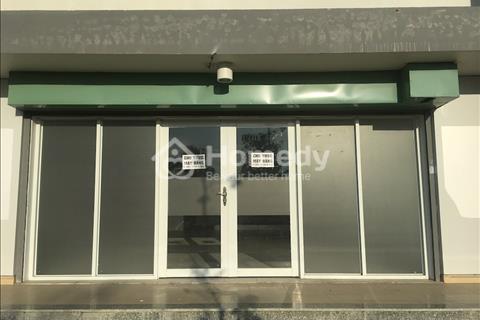 Gia đình định cư nước ngoài nên cần bán gấp nguyên căn shop thương mại mặt tiền tầng trệt