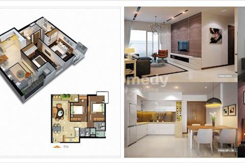 Bán căn hộ RES 11 mặt tiền Lạc Long Quân, diện tích 71m2, 2 phòng ngủ, 2wc