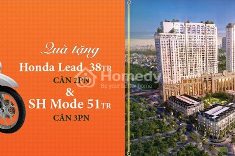 Chỉ cần 570 triệu sở hữu ngay căn hộ Roman Plaza ngay mặt đường Lê Văn Lương full nội thất