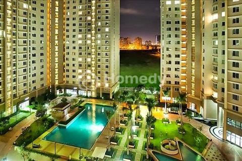 Cho thuê căn hộ Sky Center 2 phòng ngủ view hồ bơi, full nội thất new 100%