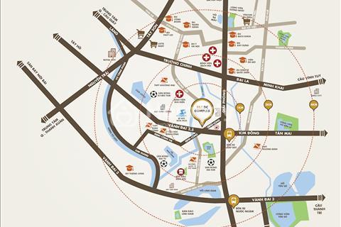 Nhà phố thương mại 120 Định Công - Chủ đầu tư T&T - Nơi an cư chốn sinh lời từ 7 tỷ
