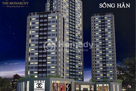 Nhanh tay sở hữu căn hộ cao cấp Monarchy view biển tầng 26
