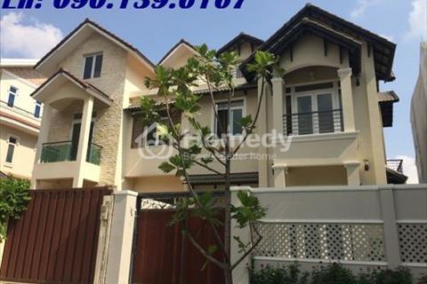 Cho thuê Villa mặt tiền Song Hành phường Thảo Điền,Quận 2,giá 70 triệu/tháng