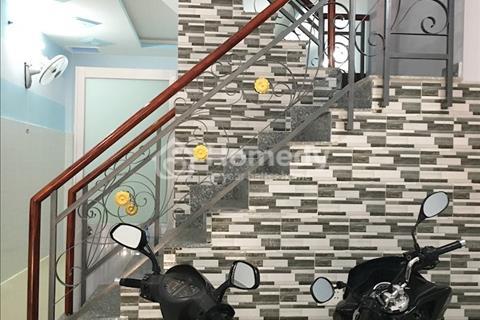 Cho thuê nhà nguyên căn xây mới hoàn toàn, hẻm rộng, xe hơi vào được, quận Bình Tân