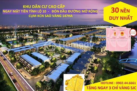 Anh Tuấn - Cần tiền kinh doanh bán gấp 500m2 đất mua để xây trọ bên TL10, gần cụm KCN, dân cư đông