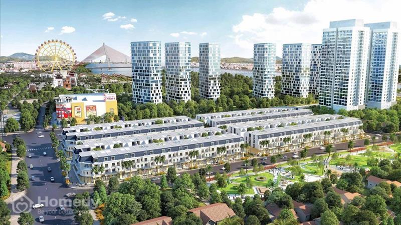 Dự án Le Pavillon Shophouse Đà Nẵng - ảnh giới thiệu