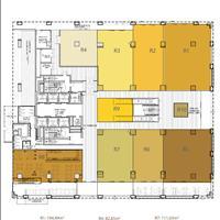 Cho thuê tầng trệt trung tâm thương mại Golden King quận 7 Phú Mỹ Hưng diện tích từ 50m2