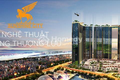 Kênh CĐT Sunshine: Độc quyền bảng hàng đợt 2 tòa S5 Sunshine City – dự án đẳng cấp nhất Ciputra