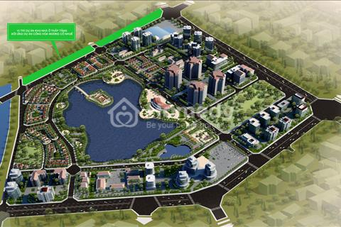 Bán biệt thự TT3 Thành Phố Giao Lưu Phạm Văn Đồng diện tích 206m2, giá 96 triệu/m2
