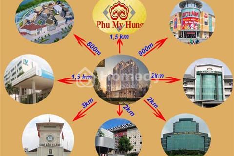 Căn hộ cao cấp tại thành phố Hồ Chí Minh giá từ 1,9 tỷ xem nhà cuối năm chiết khấu đến 300 triệu