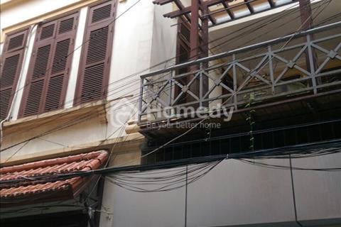 Biệt thự 3 tầng 80m2 ngõ 487 Hoàng Quốc Việt, mặt tiền 7,3m