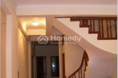 Cho thuê nhà liền kề ngõ 120 Hoàng Ngân 75m2 xây 5 tầng giá 28 triệu/tháng