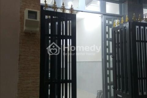 Bán nhà hẻm 1, sẹc bến Phú Định - Quận 8, nhà đúc 3 tấm, giá chỉ 2 tỷ, 45m2, sổ hồng riêng